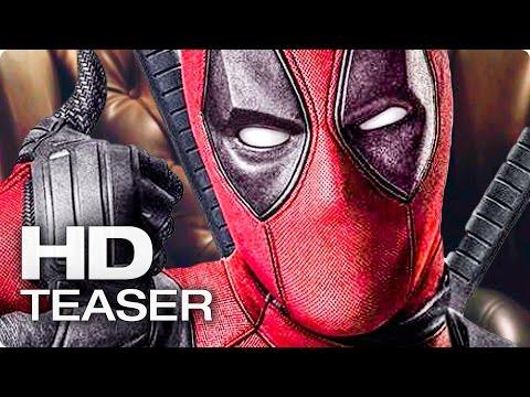 DEADPOOL Teaser Trailer (2016) Ryan Reynolds