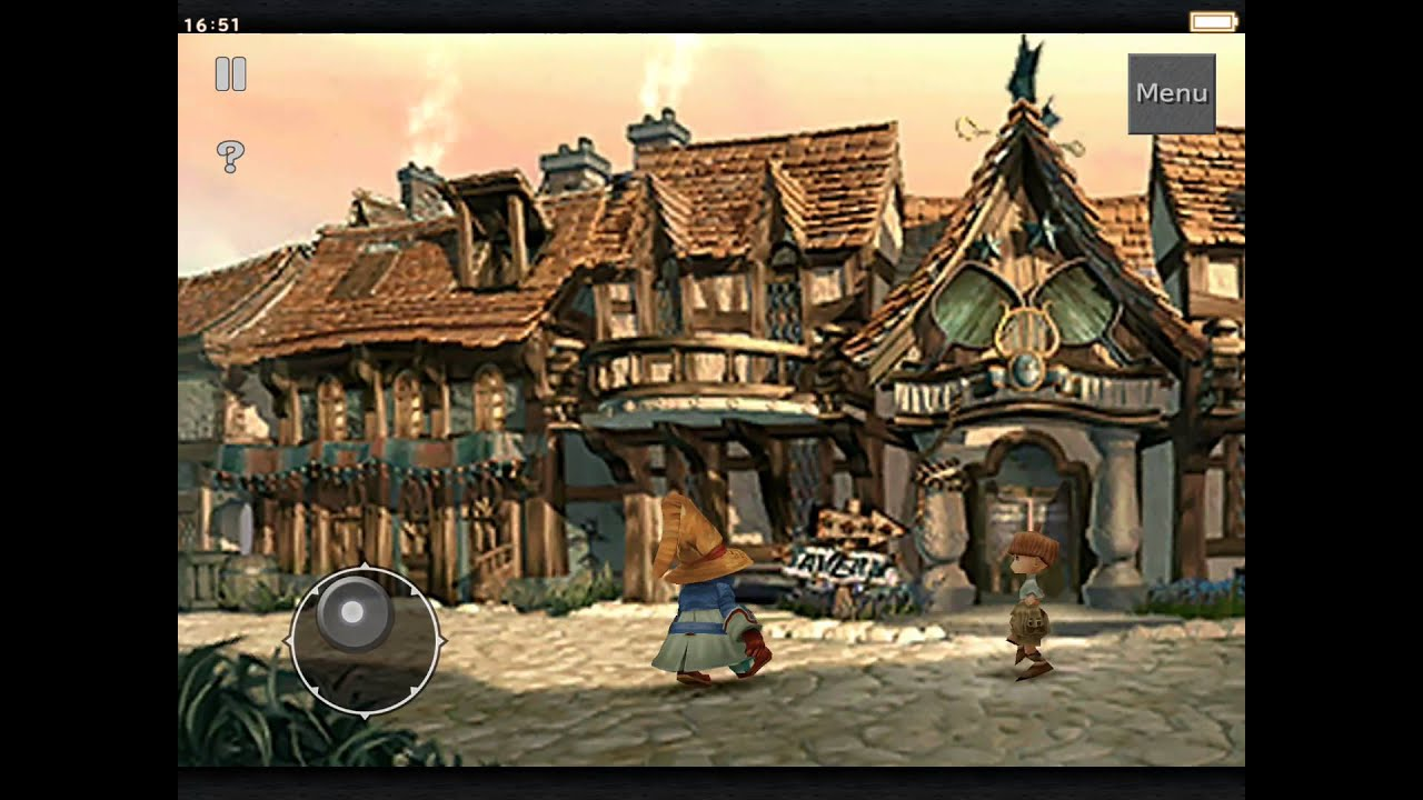 play final fantasy 9 on android
