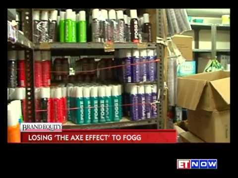 Brand Equity : Losing 'The Axe Effect' To Fogg