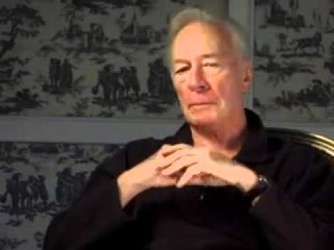 Christopher Plummer interview  What makes stars