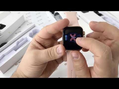 Смарт часы W68 - IWO, снова копия Apple?