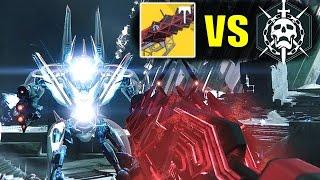 Destiny: Outbreak Prime vs Vault of Glass Raid!