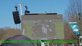 Eagles Super Bowl Parade Game Reactions