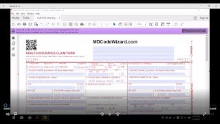 This video provides a detailed explanation of how to correctly fill out the cms 1500 form for professional claims. it covers scenarios in most states and for...