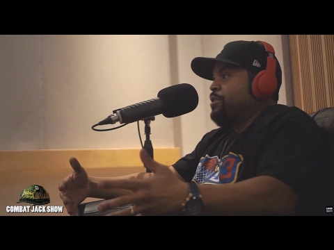 VIDEO INTERVIEW: Combat Jack Show feat. Ice Cube (LSN Video)