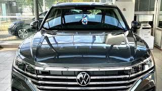 Volkswagen Touareg 3.0 TDI V6 з пакетом «Silver»