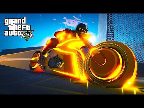 "SUPER TRYB - LINIA ŚMIERCI! w GTA 5 Online Hogaty i EKIPA ""FUTURE MOTOCYKL!"" #307 thumbnail"