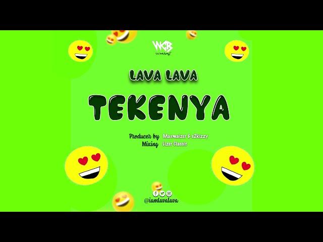 Lava Lava - Tekenya (Official Audio)