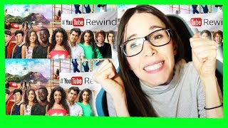 YOUTUBE REWIND 2016  | Vídeo reacción