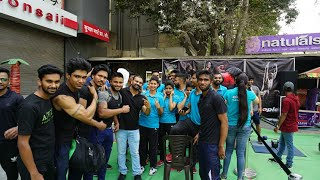 Cross fit games Competition Nagpur..!!People's gym//2018