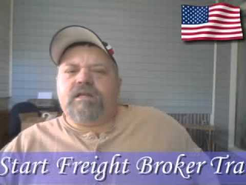 experince needed to be a freight broker