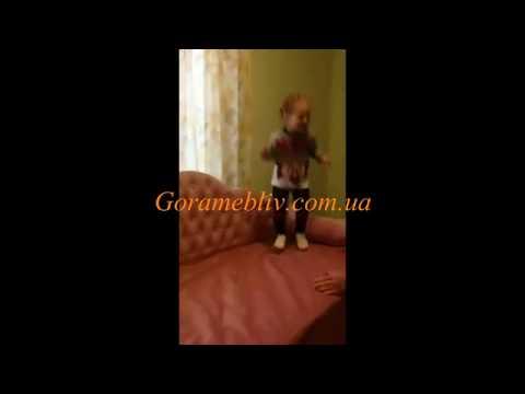 """Детская кровать """"Л-6"""" Италия (видео наших покупателей)"""