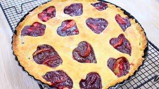 Пирог Малина Яблоко / Raspberry Apple Pie