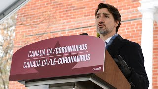 COVID-19 update: Trudeau implements Quarantine Act