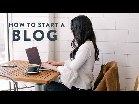 BLOGGING TIPS from a Full Time Blogger | What you need to know before you start a blog