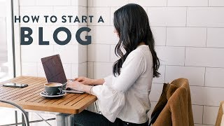 BLOGGING TIPS from a Full Time Blogger | What you need to know before you start a blog thumbnail