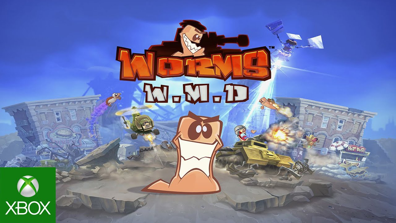 Worms W.M.D Launch Trailer