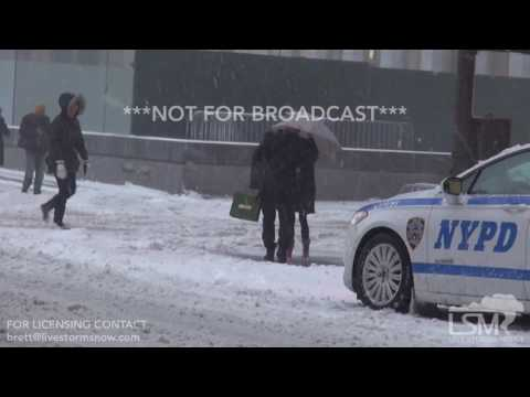 3-14-17 New York City Blizzard Pack 3