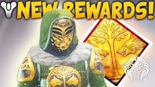 destiny 2 iron banner loot level cap new reward engrams hidden character prestige raid