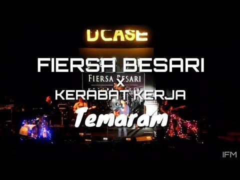 Fiersa Besari X Kerabat Kerja - Temaram [Live at D'CASE 2018 Yogyakarta]