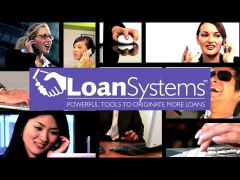 Best Online Mortgage Loan Origination Platform | LoanSystems.com