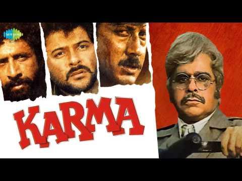 Aye Sanam Tere Liye - Dilip Kumar, Mohammad Aziz - Kavita Krishnamurthy - Karma [1986]
