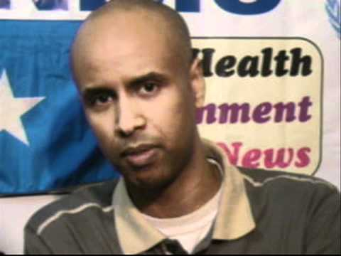 Wareysi aan la yeelanay Gudoomiya Ururka Canadian Somali Congress - Ahmed Hussen