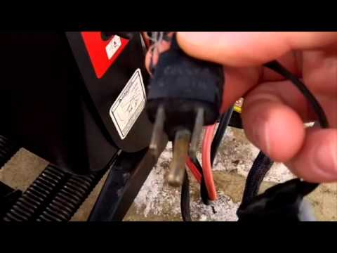 hqdefault how to repair a block heater plug, getting salt powerstroke block heater power outlet wiring diagram at crackthecode.co