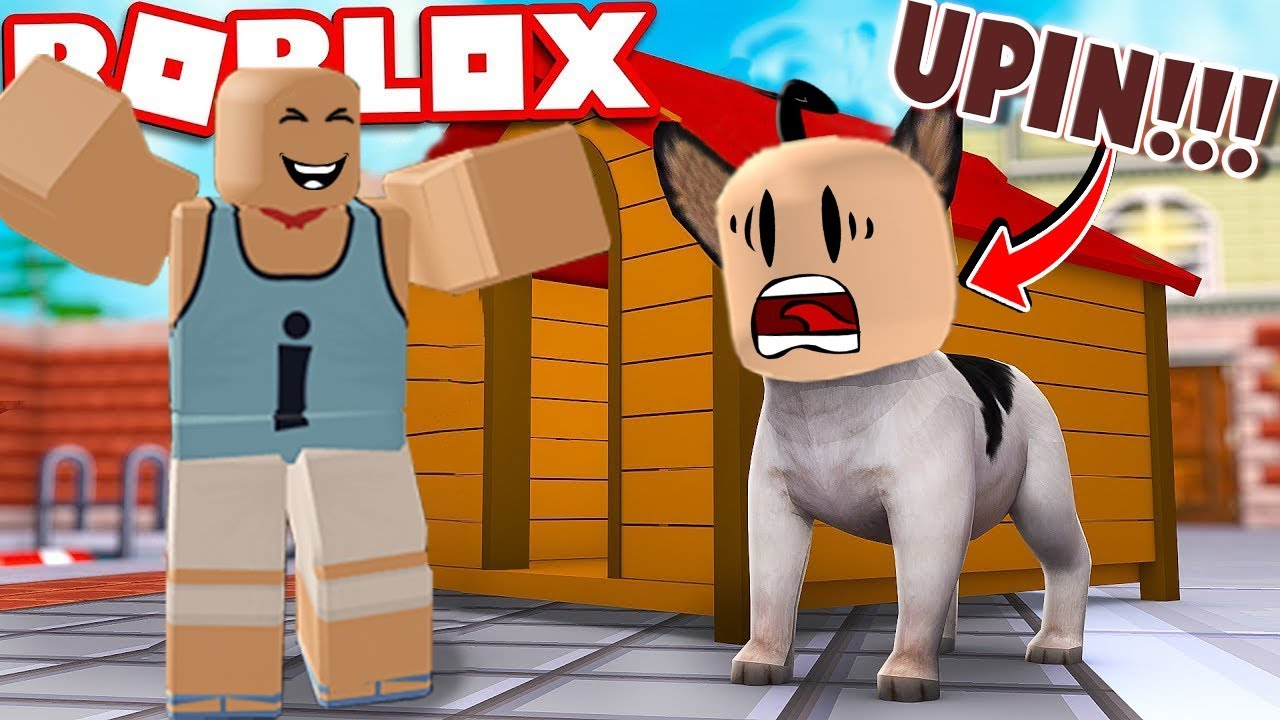 Download Upin berubah jadi anjing!!ipin terkejut!!!