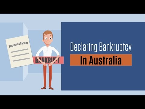 Declaring Bankruptcy In Australia: What You Need To Know