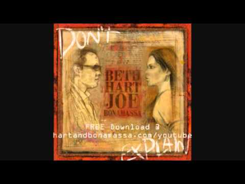 Beth Hart and Joe Bonamassa- I\'d Rather Go Blind Chords - Chordify