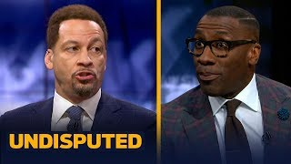 LeBron is not going to catch Giannis in the NBA MVP race - Chris Broussard | NBA | UNDISPUTED