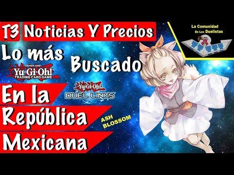 Yu-Gi-Oh! Noticias y Lo más buscado en la República Mexicana del 13 al 19 de Enero del 2018