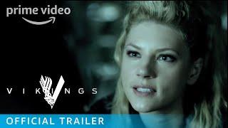 Vikings Season 3 - Official Trailer | Prime Video