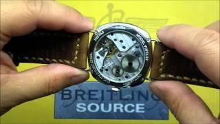 Dievas 3646 Panerai Homage Watch Swiss Movement Review