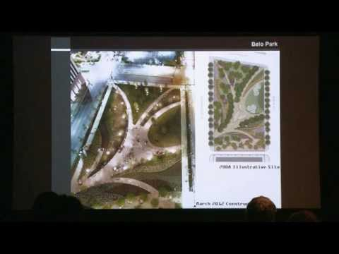 Landscape Lectures: George Hargreaves
