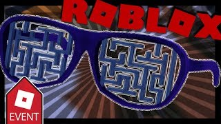 [EVENTO] Como conseguir o Maze Glasses no Maze Runner The Labyrinth (fr) Roblox