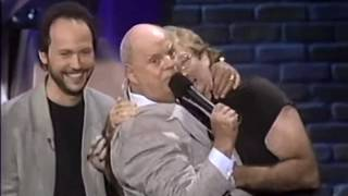 Don Rickles on Comic Relief Roasting Robin Williams, Billy Crystal, & Whoopi Goldberg 1992