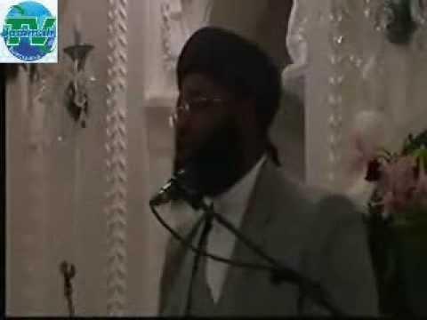 Qari Faqi Ali Noorani Jummah 07.03.14 @ Jummah Masjid