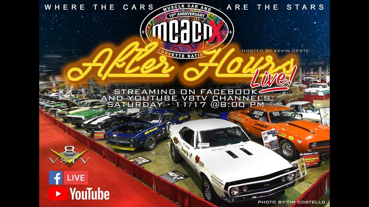 2018 Muscle Car And Corvette Nationals Preview Muscle Car Of The