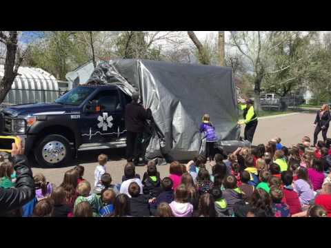 2016 Ambulance Contest - Black-footed Ferret Reveal