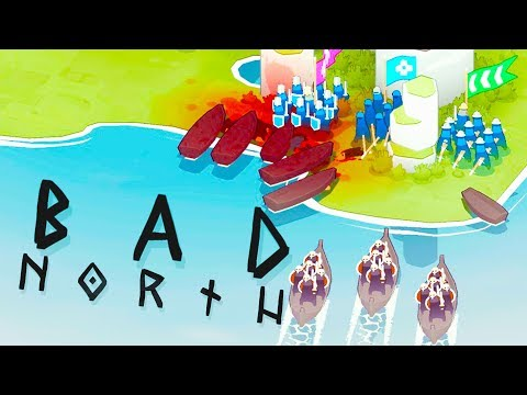 A NEW Adventure Awaits! - Ep. 1 - Bad North Gameplay
