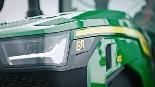 John Deere Traktorer Lantbruk