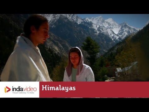 Sacred Destination in Asia - Himalayas