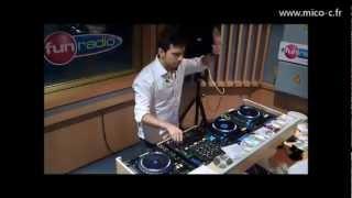 PARTY FUN by MICO C sur FUN RADIO (Janvier 2010)