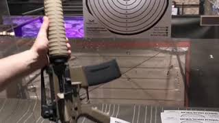 M16 במטווח פורטל