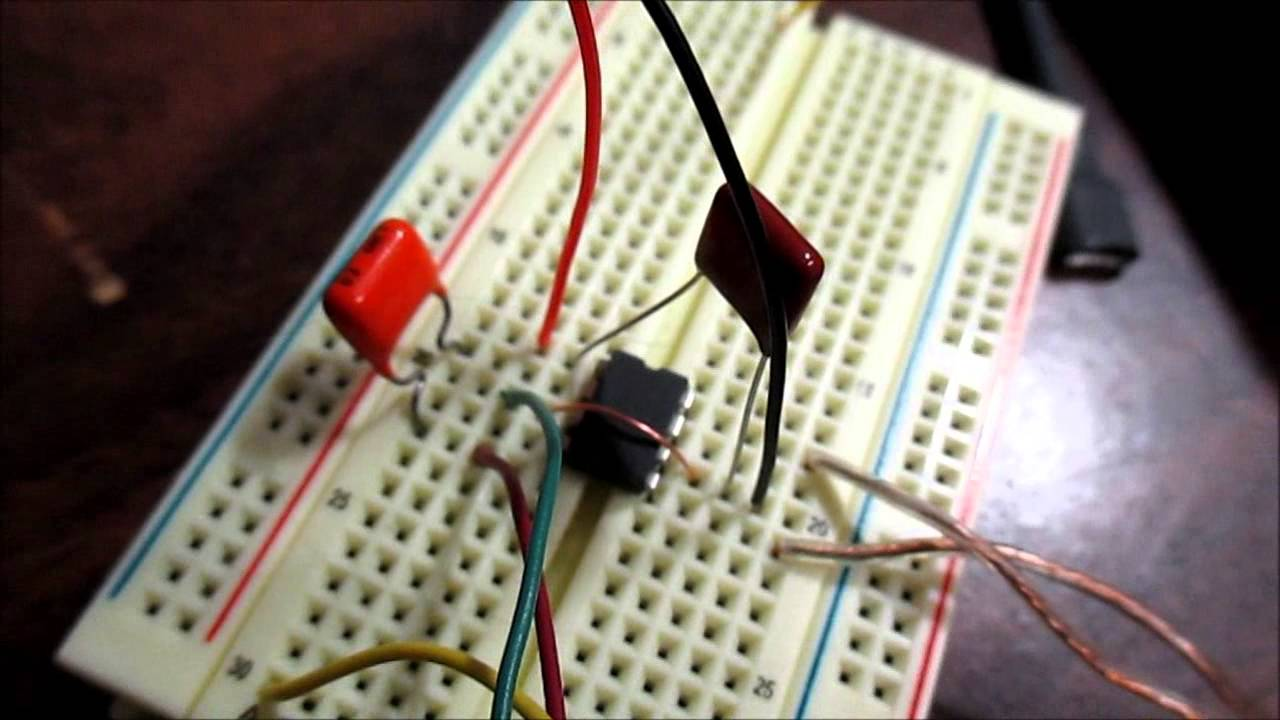 Tda7052a Audio Amplifier Ic Test And Review