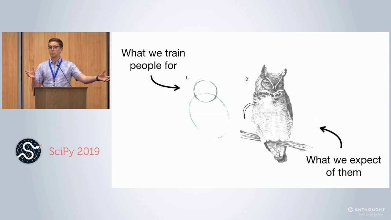 Image from Lightning Talks 2019-07-11