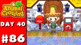 HH Showcase (Nintendo 3D Oyun İzlenecek Gün 40)86 Animal Crossing: New Leaf - Part -