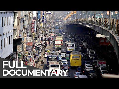 World's Most Dangerous Roads | Bangladesh - The Nawabpur Road in Dhaka | Free Documentary